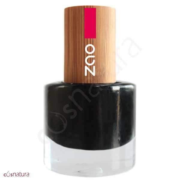 Esmalte de Unas 644 Noir Zao