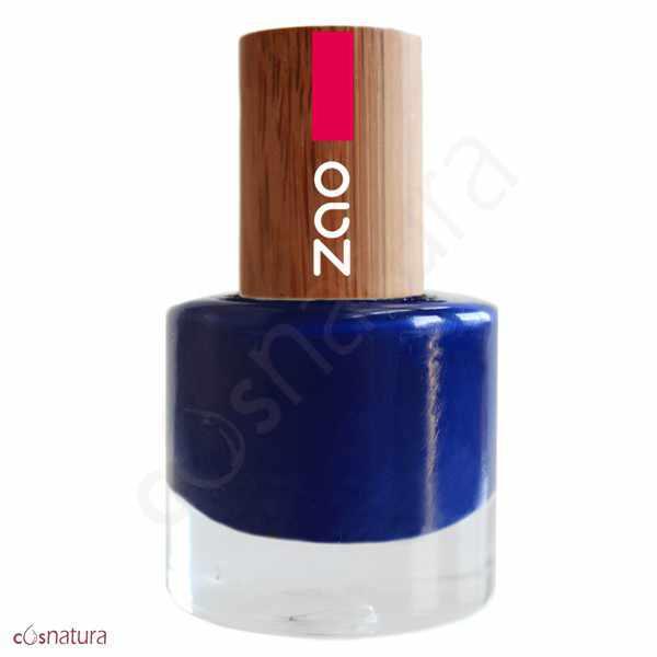 Esmalte de Unas 653 Bleu Nuit Zao