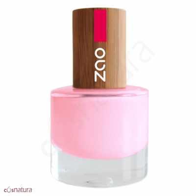 Esmalte de Unas 654 Rose Bonbom Zao