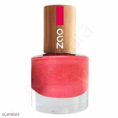 Esmalte de Unas 657 Rose Fuchsia Zao