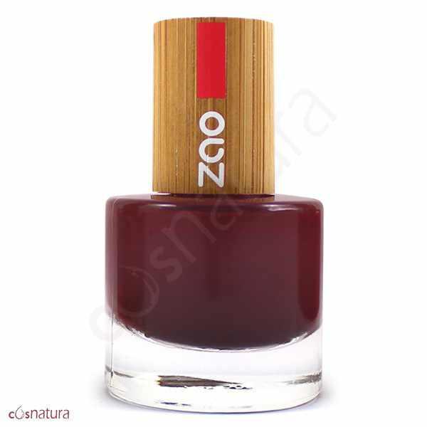 Esmalte de Unas 659 Cerise Noire Zao