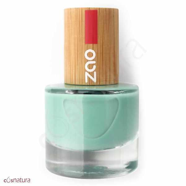 Esmalte de Uñas 660 Vert D\'eau Zao