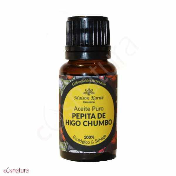 Aceite de Semillas de Higo Chumbo Salvaje Maison Karité