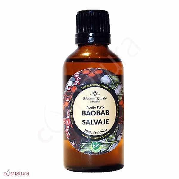 Aceite de Baobab Salvaje Maison Karité