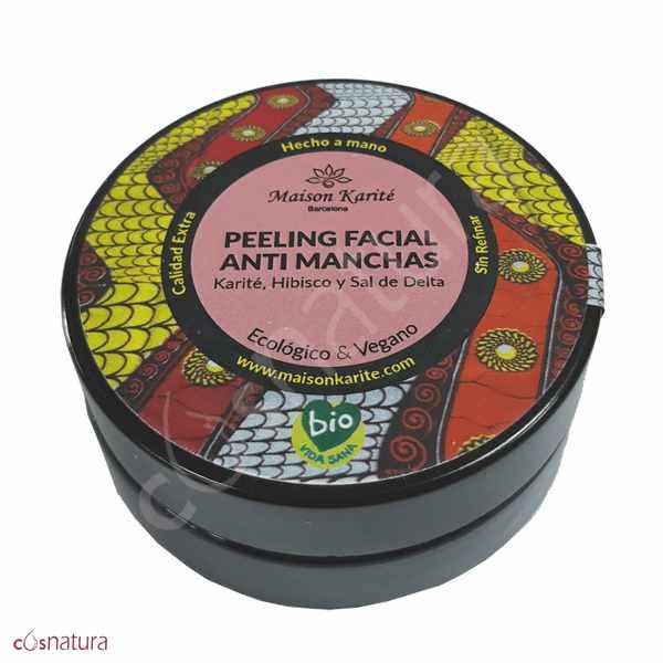 Peeling Facial Anti Manchas Maison Karité