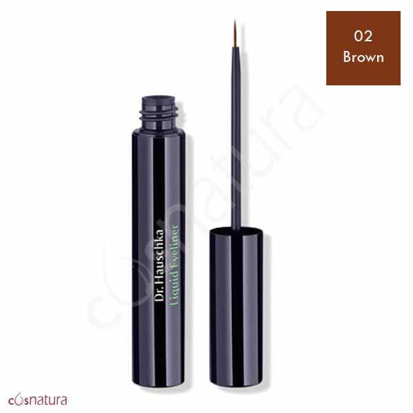 Eyeliner Líquido 02 Brown Dr. Hauschka