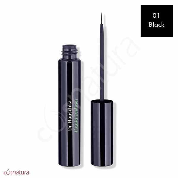 Eyeliner Líquido 01 Black Dr. Hauschka