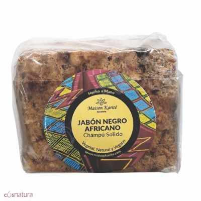 Jabon Negro Africano