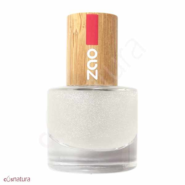 Esmalte de Uñas 665 Top Coat Brillant Zao