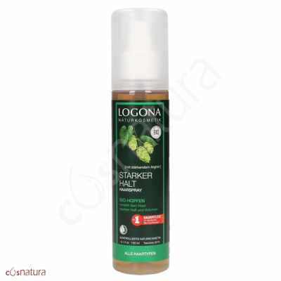 Spray Fijador Logona