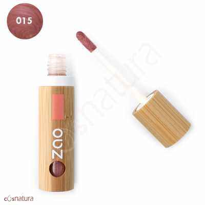Gloss Labios 015 Glam Brown Zao