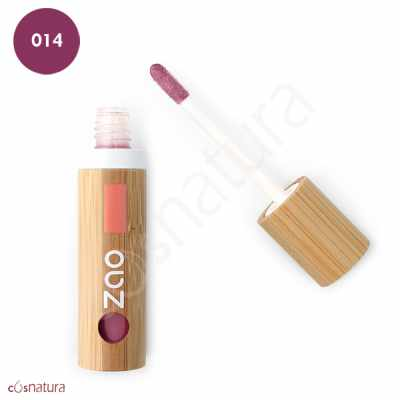 Gloss Labios 014 Rose Antique Zao
