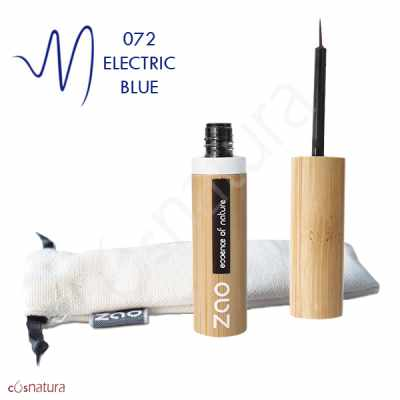 Eyeliner 072 Electric Blue Zao