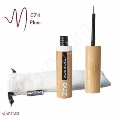 Eyeliner 074 Plum Zao