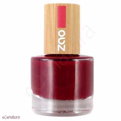 Esmalte de Uñas 668 Rouge Passion Zao