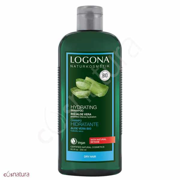 Champú Hidratante Aloe Vera Bio Logona 250ml
