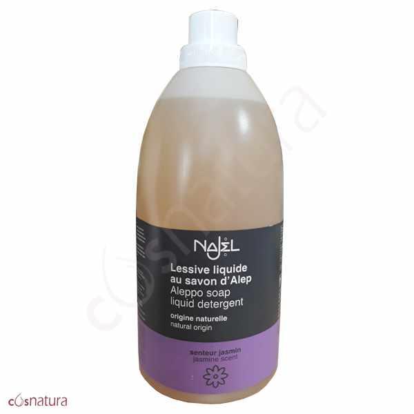 Detergente Líquido Jabón de Alepo y Jazmín Najel