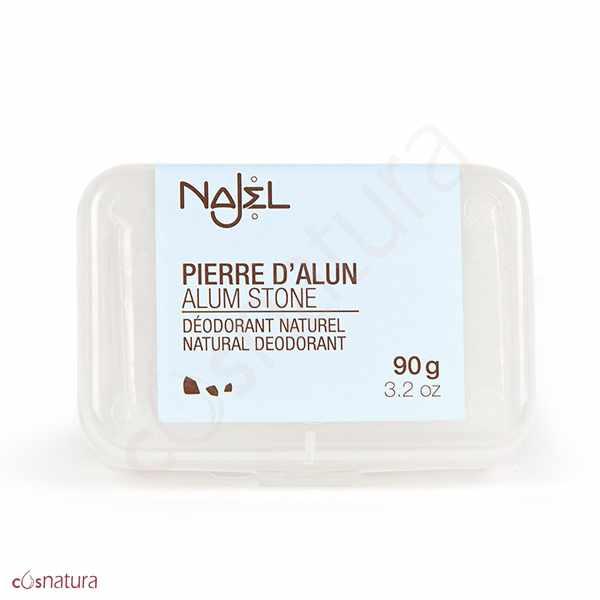 Desodorante Piedra de Alumbre Najel 90 gr