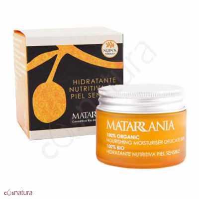 Hidratante Nutritiva Piel Sensible Matarrania