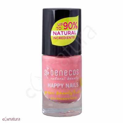 """Esmalte de Uñas """"Bubble Gum"""" Benecos"""