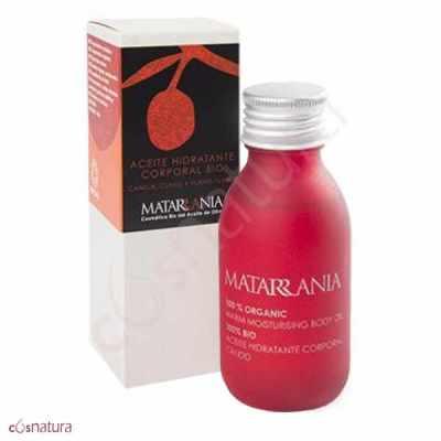 Aceite Hidratante Canela, Clavo e Ylang-Ylang Matarrania
