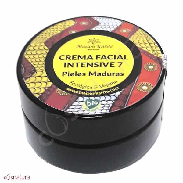 Crema Facial Intensive 7 Maison Karite