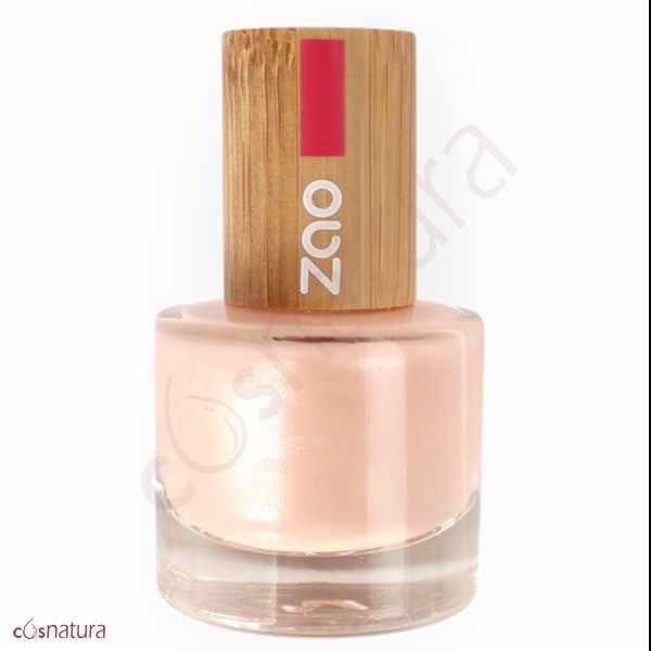 Esmalte de Uñas 672 Rose Ballerine Zao