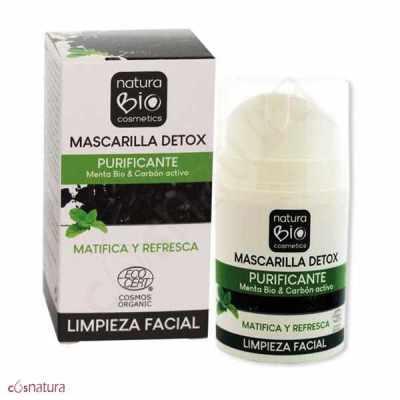 Mascarilla Detox Purificante NaturaBio