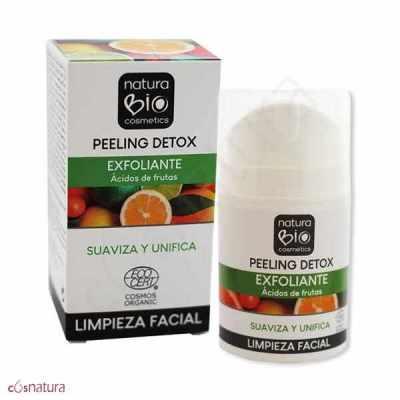 Peeling Detox Exfoliante NaturaBio