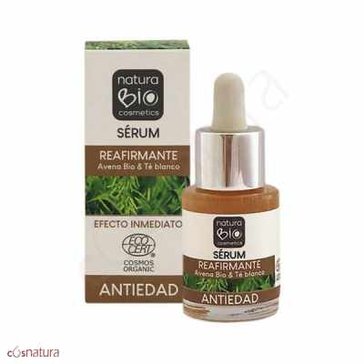 Sérum Reafirmante NaturaBio