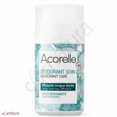 Desodorante Roll-on Loto Bergamota Acorelle