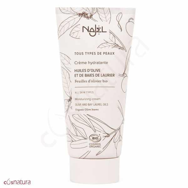 Crema Hidratante Facial Najel