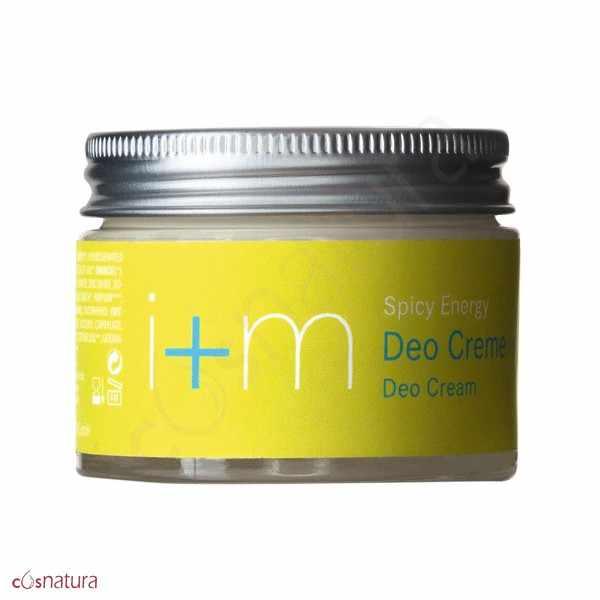 Desodorante en Crema Energía Especiada I+M