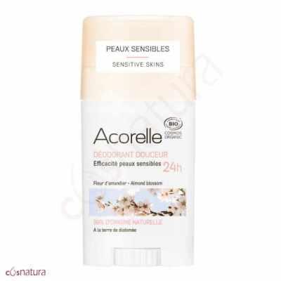 Desodorante Stick Flor de Almendro Acorelle