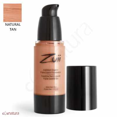 Base Líquida Natural Tan Zuii Organic