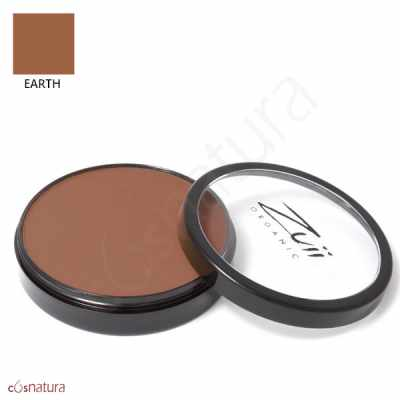 Base Compacta Earth Zuii Organic