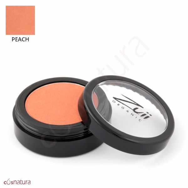 Colorete Blush Peach Zuii Organic