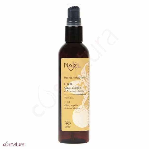 Elixir a los Tres Aceites Najel