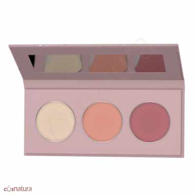 Paleta Coloretes 02 Coral Bloom Natural Pastels Lavera