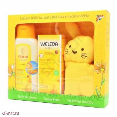 Set Descubrimiento Bebé Weleda