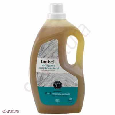 Detergente Líquido Ecológico Biobel 1500