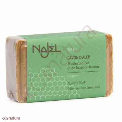 Jabón de Alepo y Miel Najel