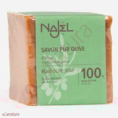 Jabón de Alepo Puro de Oliva Najel