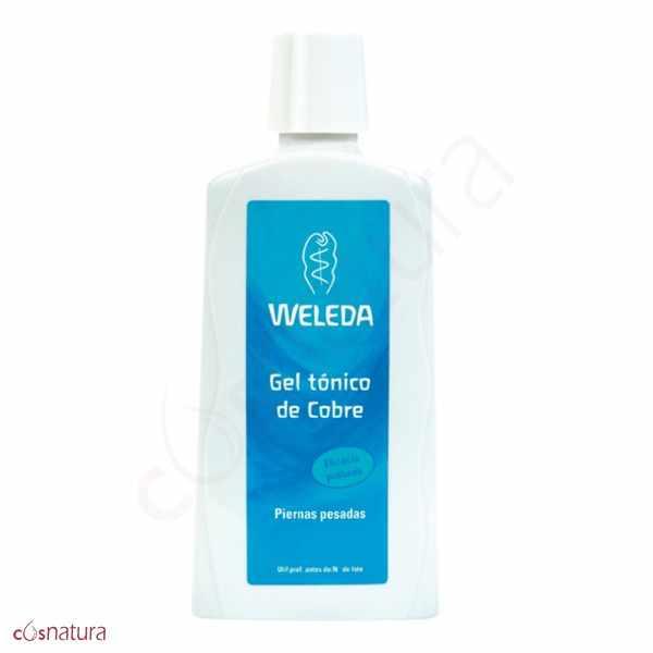 Gel Tónico de Cobre Weleda