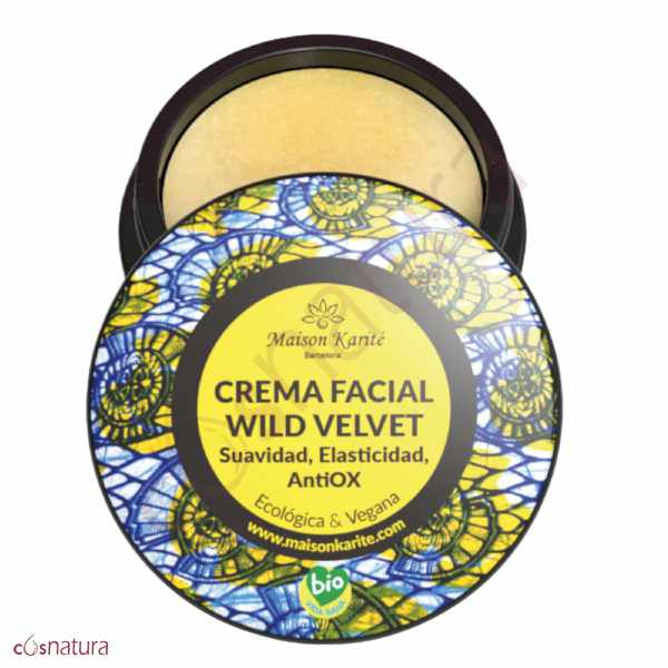 Crema Facial Wild Velvet Maison Karité