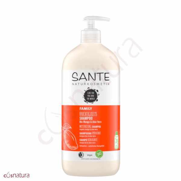 Champú Hidratante Mango & Aloe Sante 500ml