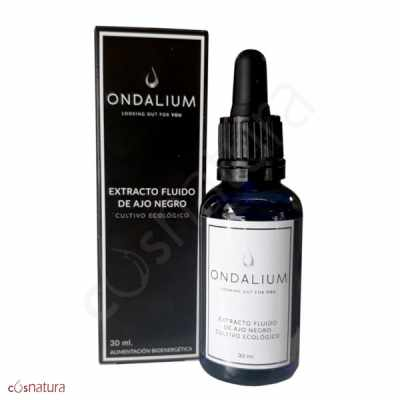 Extracto Fluido de Ajo Negro Ondalium