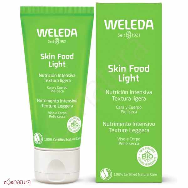 Skin Food Light Weleda