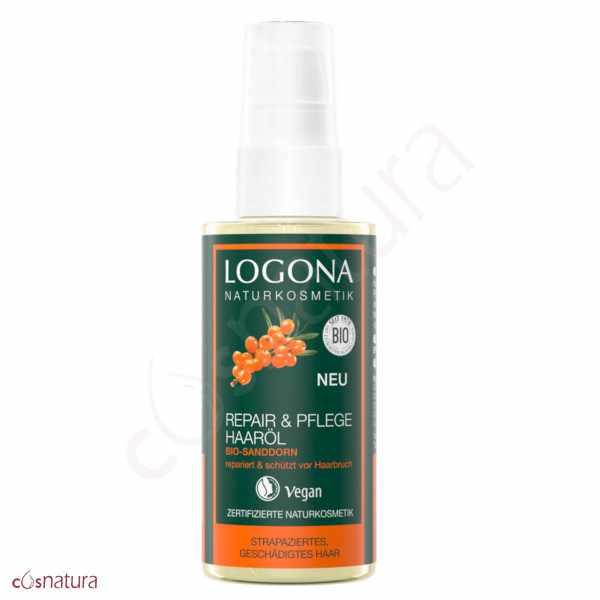 Aceite Reparador Espino Amarillo Logona