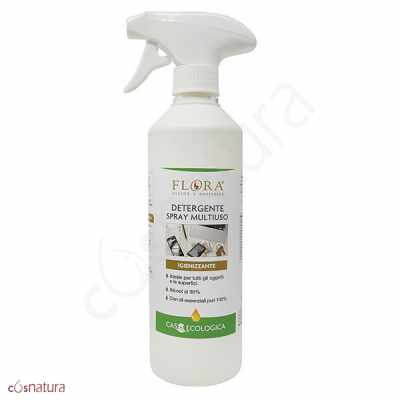 Detergente Spray Multiusos Flora